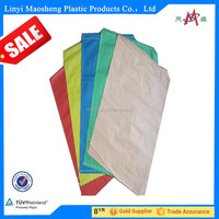 pp 40kg garbage plastic woven bag wholesale