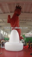 Advertising /event /party /exhibition inflatable horse model