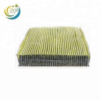 Car air conditioner filter change vent cleaning cabin automotive
