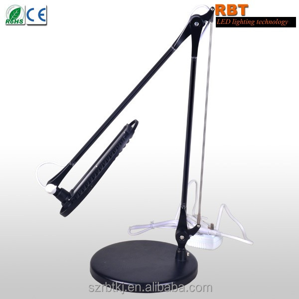 Die-casting aluminum LED desk light lamp housing
