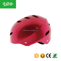 2016 China factory high quality adult CPSC EN1078 ABS mountain bike helmet