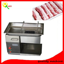 High Quality Home Restaurant Use Professional Electric Stainless Steel Fresh/cooked/frozen meat cube cutting machine Price