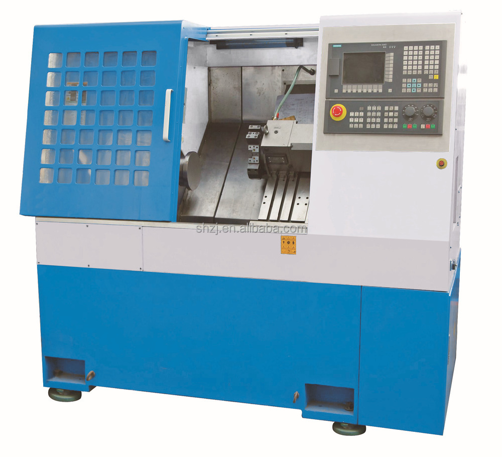 T300-SIEMENS 808D CNC Turning Center