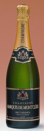 Champagne Brut Dry - MONCLERE