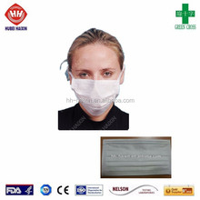 extra long plastic nose clip face mask