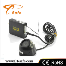 Portable Vehicle GPS Tracker with Acceleration Alarm with Temperature Sensor