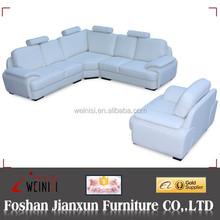 A013 sectional sofa u shaped sectional sofa used leather sofa