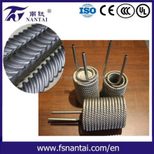 For Condenser/Exchanger Titanium Tube Welded