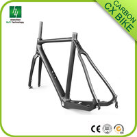 Best carbon frame cyclocross bikes frameset CX03,cyclocross carbon frame china