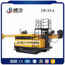 Mineral exploration equipment DF-H-4 soil investigation drilling rig