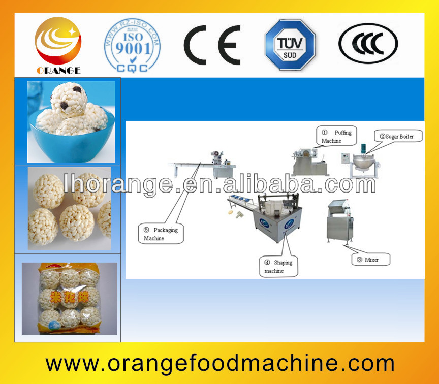 Automatic round-ball type food moulding machine/Moulding processing line