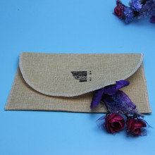 Handicrafts Envelope Jute Fabric Bag, Jute Made products