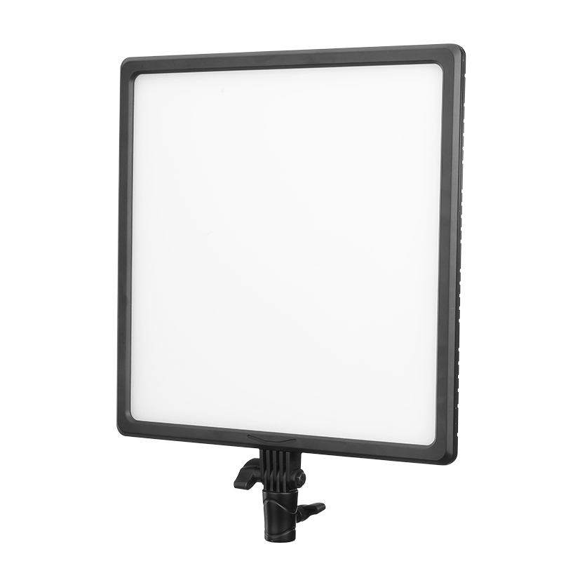 Soft LED Video Light for photography and studio with Bi color 3200K-6500K