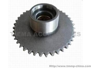 TMMP DELTA50,ALPHA50,ACTIVE110 motorcycle engnie parts starting disc gear [MT-0219-237A3],oem high quality