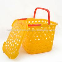 mango basket fruite picking basket with cover and habdle