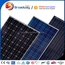 250wp solar module poly and mono 260w pv solar module with solar pv module specification