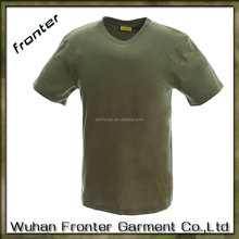 MEN'S OLIVE GREEN MILITARY T SHIRTS UK