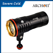 Archon DM20 5200 Lumens Diving Video Spot Flashlight Diving torch 100 meter Underwater Photographing