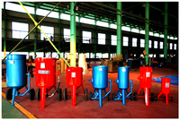 sand blasting booth,sand blasting machine for sandblasting used for removing rust