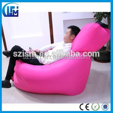 factory wholesale price best quality waterproof nylon material inflatable chair