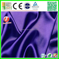 popular woven high quality korean silk fabric
