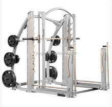 2015 newest GNS-8087 Dual Action 3D Smith fitness equipment
