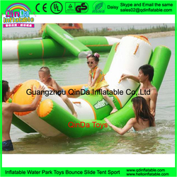 Inflatable PVC Seesaw for Family Water Funny Kids Pool Toys Kiddy Ride Boat