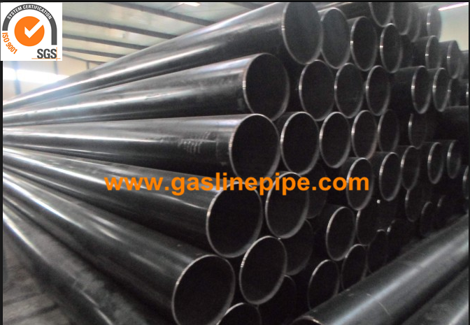 ERW/HFW/HFI Welded Steel Pipe according with API 5L X80