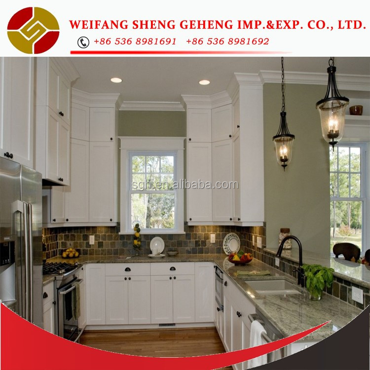 China MDF Kitchen Cabinet Board Factory