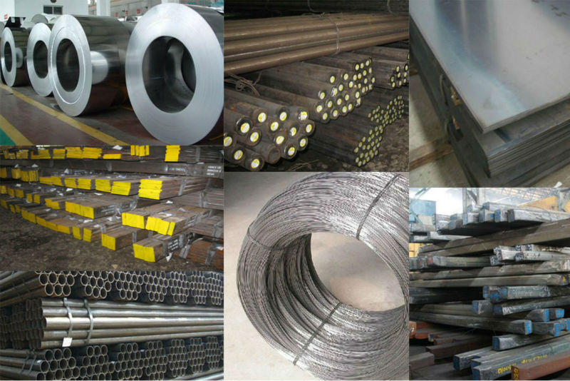 Top sale lowest price cold drawn sae D3 round steel bar per kg in china