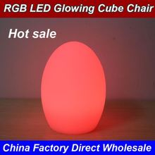 Wholesale Top Sale CE Rohs Approval Indoor Led Outdoor Linghting Cube Light Furniture Dia15CM*H22CM