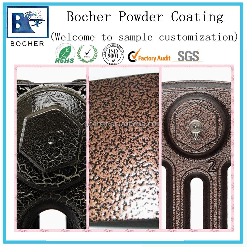 wholesale high quality metal powder paint texture effect