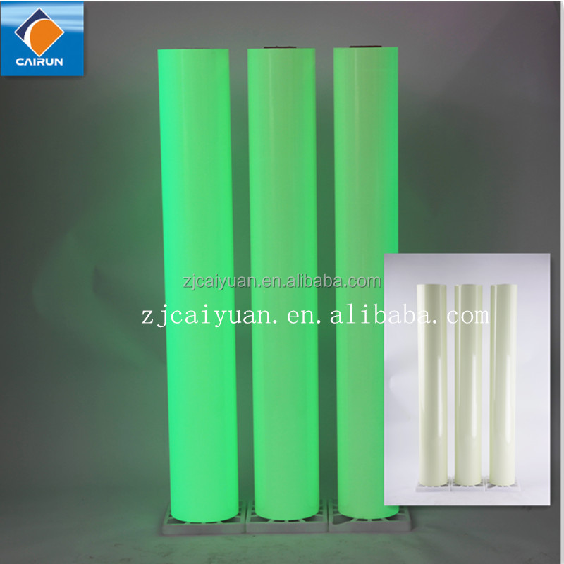 CY Glow in the Dark Paper Glowing Sticker Glowing Paper PVC Luminous Tape