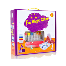 Fun Magic Color educational science toys
