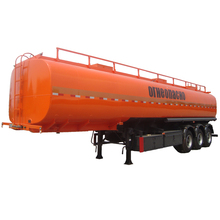 CIMC Low Price Petroleum Tank Truck Trailer Malaysia sales