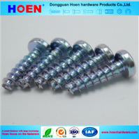 Made in china aluminum torx wood screw
