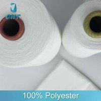 High tenacity polyester fdy yarn embroidery