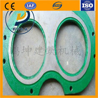 sany used cutting machine,wear plate wear ring,cut rings,used for concrete pump truck