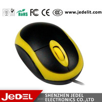 computer accessories manufacturer Cheap Wired Computer Rainbow Optical Mouse