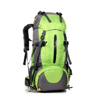 50L Outdoor Hiking Backpack Large Capacity To Meet Sport Hiking Camping Travel Backpack Pack Mountaineering Climbing Knapsack