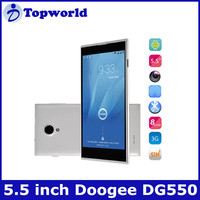 Factory Price Doogee DG550 Android 4.2.9 MTK6592 A7 octa core 1.7GHz 1GB/16GB 5.5Inch IPS 1280*720p Mobile Phone