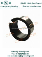 flanged bushings, carton steel bush, composite oiles slide plain bushes