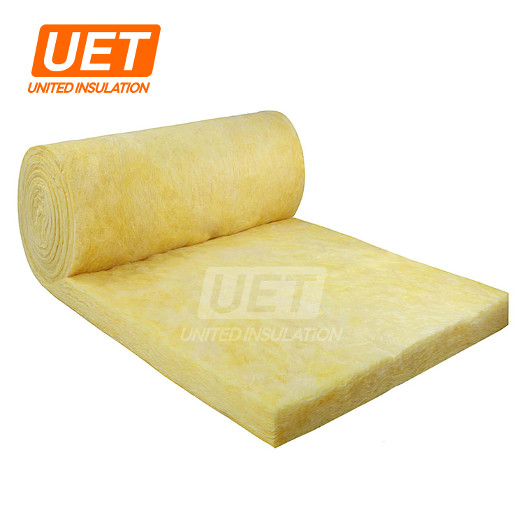 Good Quality glass wool blanket For Metal Building Insulation <strong>M1</strong>