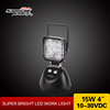 Sanmak 15w Rechargeable Battery Powered Portable LED Worklight
