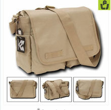 lifeng recycle and high quality canvas briefcase bag