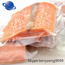 Nylon LLDPE Plastic Vacuum Food Packaging Bag