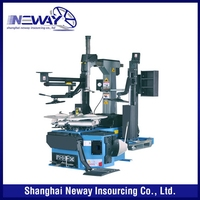 China factory price nice looking tire changer machine india