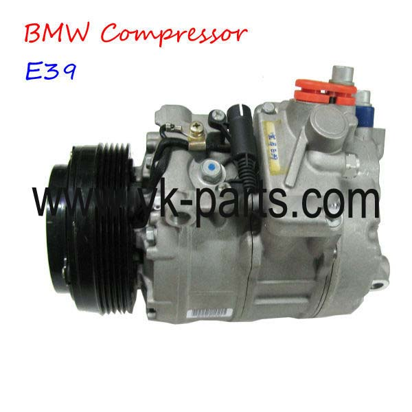 7SBU16C Auto AC compressor for BMW E39/52/53/E38/728/730