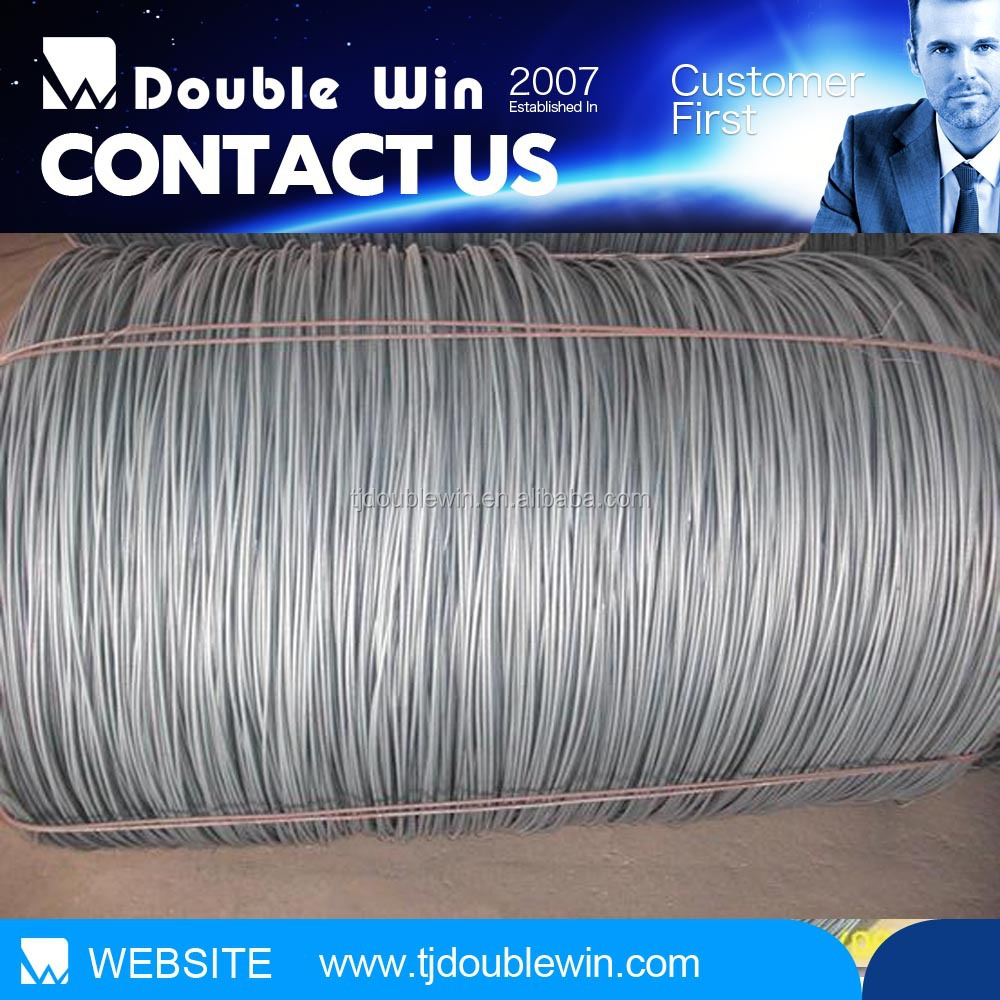 electrical wire size, 2.4-12mm prestressed concrete steel wire