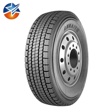 2017 Hot Sell 295/80R22.5 315 80R22.5 truck tyre new tyre factory in china tyre manufacturers with Hilo/Annaite/Amberstone brand